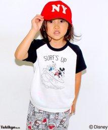 ANAP KIDS/ミッキードナルドラグランTシャツ/001952867