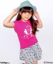 ANAP KIDS/KISSミッキーミニー変形トップス/001952869