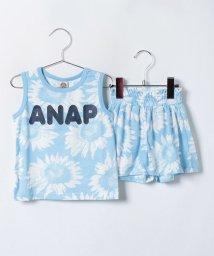 ANAP KIDS/マーガレット柄 SET UP/001952873