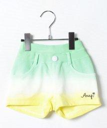 ANAP KIDS/グラデカラー裏毛ショートパンツ/001954760