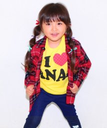 ANAP KIDS/I LOVE ANAP Tシャツ/001954766