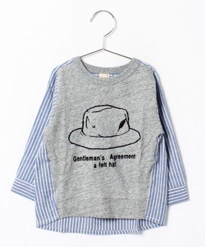 袖シャツTシャツ