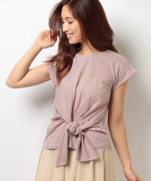 MIIA/ノットTシャツ/001961536