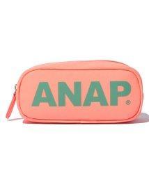 ANAP/ANAPロゴバイカラーポーチ/001961909