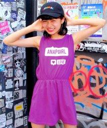 ANAP GiRL/ロゴフキダシワンピース/001964933