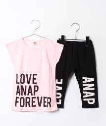 ANAP KIDS/ドルマンTシャツ/レギンス SET/001964961