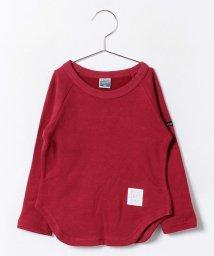b-ROOM/裏パイルラグランTシャツ/001968293