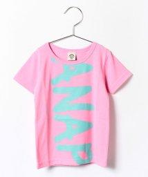 ANAP KIDS/前後BIGロゴTシャツ/001968452