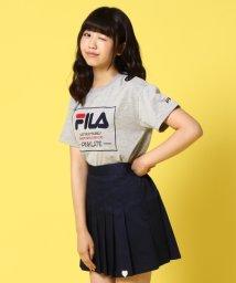 PINK-latte/FILA半袖プルオーバー/001976053