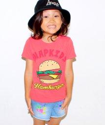 ANAP KIDS/バンバーガーTシャツ/001970043