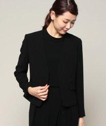form forma/【traumerei】ブラックフォーマルジャケット【セットアップ対応商品】/001974358