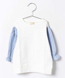 petit main/袖ブラウスTシャツ/001975611