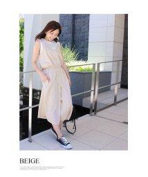 MODE ROBE/オールインワン ワイドパンツ/001977934