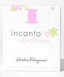 Fragrance Collection/【Salvatore Ferragamo】 インカント ラブリーフラワー オードトワレ 30mL/001976894