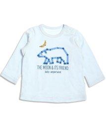 baby ampersand / F.O.KIDS MART/くま&リンゴモチーフTシャツ/001979799