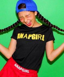 ANAP GiRL/ロゴTシャツ/001979656
