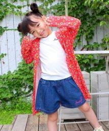 ANAP KIDS/mimpiお揃い花柄ロングカーディガン/001979709