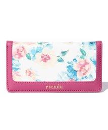 rienda/【rienda】iPhoneケース ミラー付き(フレームタイプ)/001980772