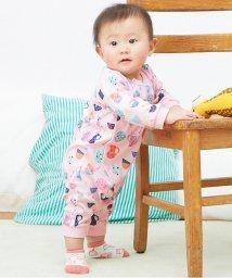 baby ampersand / F.O.KIDS MART/カトラリー柄カバーオール/001986615