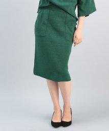 ViS/【セットアップ対応商品】ニットタイトスカート/001989092
