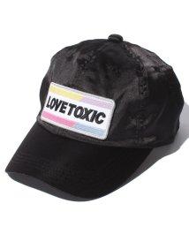 Lovetoxic/ワッペンローキャップ/001984727