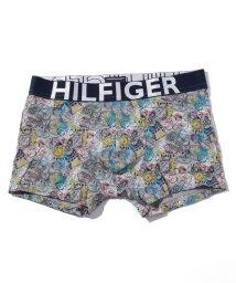 TOMMY HILFIGER MENS/Hilfiger trunk print/001979764