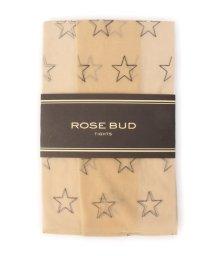 ROSE BUD/(ROSE BUD GOODS)スターストッキング/001992057