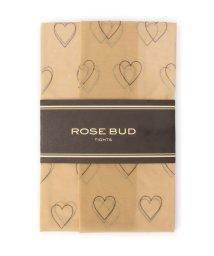 ROSE BUD/(ROSE BUD GOODS)ハートストッキング/001992058