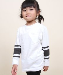 coen/【coen kids】フットボールTシャツ(100~150cm)/001986603