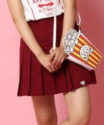 PINK-latte/ツイルプリーツスカート/001995165