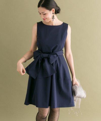 リボンモチーフドレス