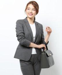 NIJYUSANKU/【スーツ】ファインオックスストレッチ ジャケット/002000984