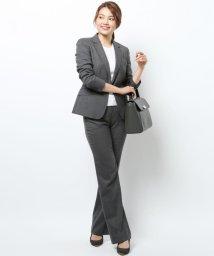 NIJYUSANKU/【スーツ】ファインオックスストレッチ パンツ/002000990