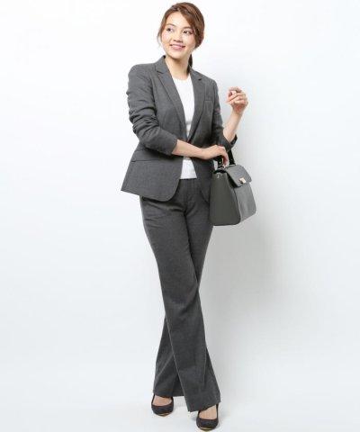 【スーツ】ファインオックスストレッチパンツ
