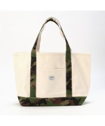 DECOUVERTE/HYLON トートバッグ  camo L/002001655