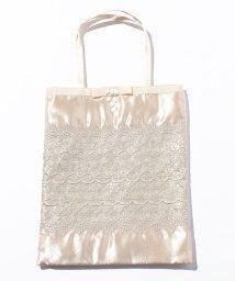 form forma/サテン刺繍サブバッグ(A4対応)/001984764