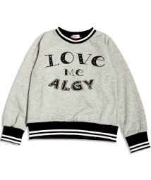 ALGY/LOVE ME ALGY トレーナー/002000387