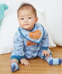baby ampersand / F.O.KIDS MART/車柄カバーオール/002000394