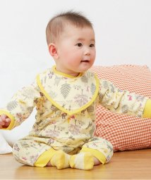 baby ampersand / F.O.KIDS MART/森の動物柄カバーオール/002000397