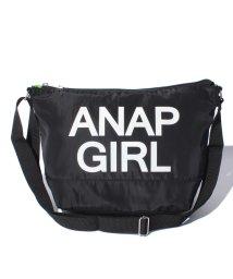 ANAP GiRL/ロゴミニショルダー/001989075