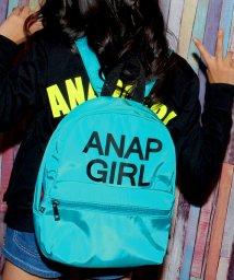 ANAP GiRL/ロゴミニリュックサック/001989076
