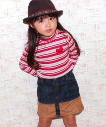 ANAP KIDS/配色ウエスタン風ミニスカート/001994346