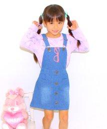 ANAP KIDS/2パターン ジャンパースカート/001994352