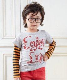 BREEZE / JUNK STORE/NET別注 4色2柄長袖Tシャツ/002002215