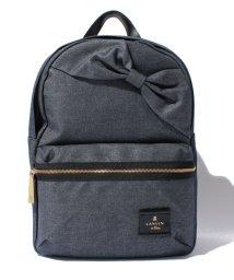 LANVIN en Bleu(BAG)/ラデファンスラメ シャンブレーリュックサック/LB0002646