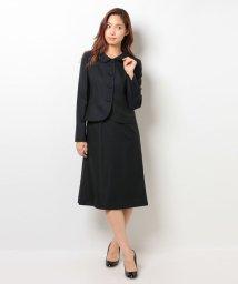 form forma/【お受験スーツ】シルク混ショールカラースーツ/001984265