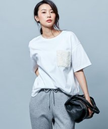 ICB(LARGE SIZE)/ThickCotton Tシャツ/002012146