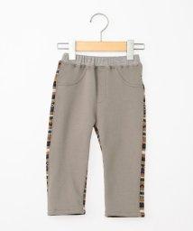 SHIPS KIDS/SHIPS KIDS:裏毛×ジャカード パンツ(80~90cm)/002012193