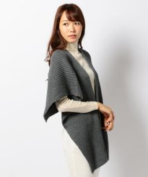 ICB(LARGE SIZE)/LightFullCardigan ストール/002013699