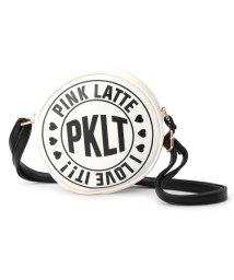 PINK-latte/まるロゴポシェット/002014260